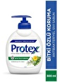 Protex Protex Bitki Özlü Koruma Antibakteriyel Sıvı Sabun 300 Ml Renksiz